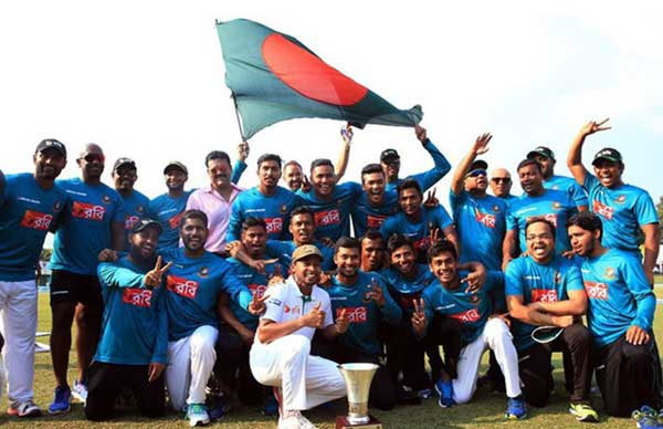 Cricket: Bangladesh pull off historic win over Sri Lanka